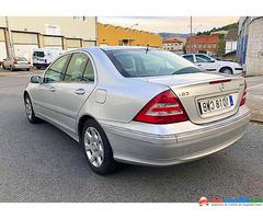Mercedes-benz CLASE C 220 CDI CDI 2004