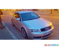 Audi A4 2500 V6 2002