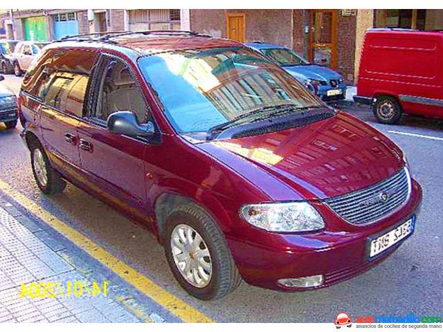 Se Vende Chrysler Voyager Del Año 2002 En Gijón Asturias