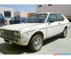 Seat 128 SPORT 1978