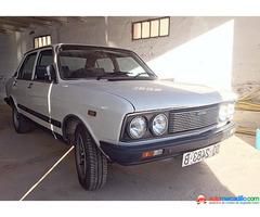 Seat 132 2200 MERCEDES 1978