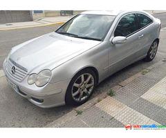Mercedes-benz Sportcoupe 220 Cdi Cdi 2005