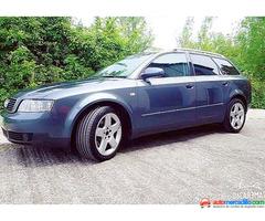 Audi A4 Avant 1.9 Tdi 130 Cv 1.9 Tdi 2004