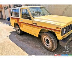 Nissan Patrol Corto 1984