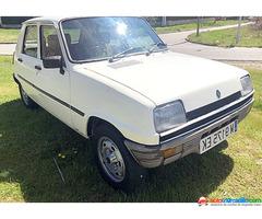 Renault 5 Gtl 1.1 1.1 Gtl 1981