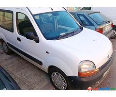 Renault Kangoo 1.5 Dci 1.5 Dci 2003