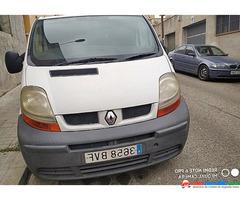 Renault Trafic 6 Plazas 176. 000klm 2002