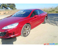Peugeot 407 Cupe 2.7 V6 Hdi 2.7 Hdi 2006