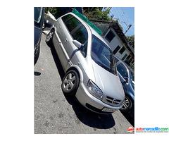Opel Zafira R Line 2004