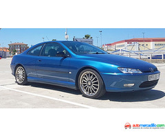 Peugeot 406 Coupe 2000
