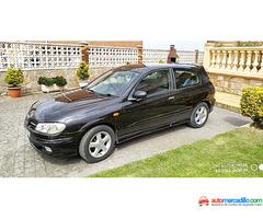 Nissan Almera Sport 2.2 D 2.2 2001