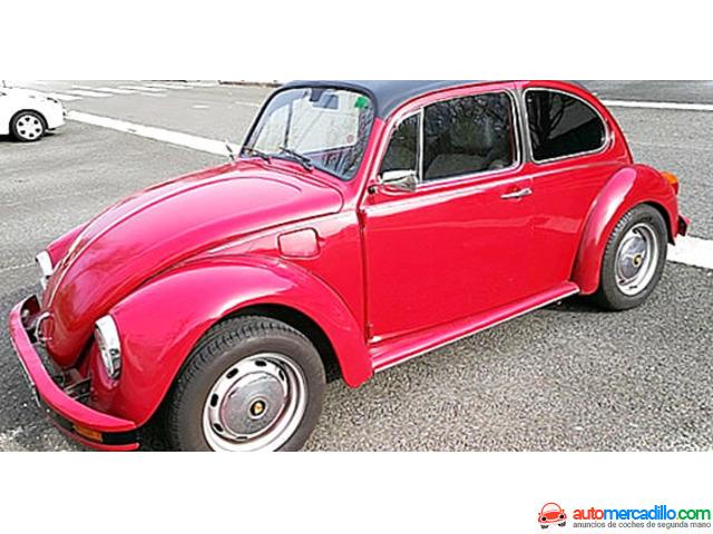 Wolsvagen Escarabajo 1993
