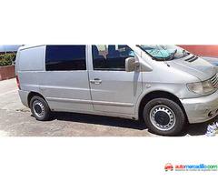 Mercedes Mixta De 6 Plazas 122 Cc Cc 2002