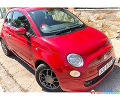 Fiat 500 1.3jtd Sport 1.3 Td 2008