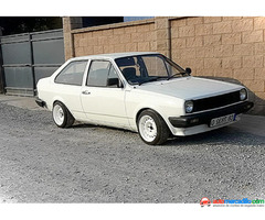 Volkswagen Polo Classic Coupe 1986