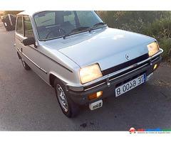 Renault Renault 5 Gtl Fort Gtl 1979