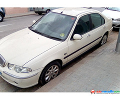 Cambio Rover 45, , , 2002