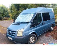 Ford Transit 2200 85 Cv 2007