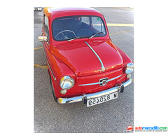 Seat 600 E 1970