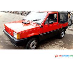 Seat Panda Cabriolet 1983