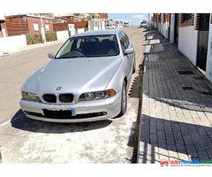 Bmw 525 I 2001