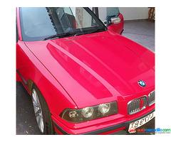 Bmw E36 325 Cabriolet