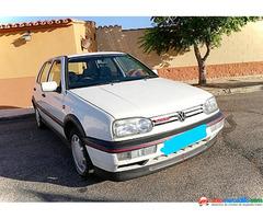 Volkswagen Golf Gti Mk3 2.0 I 8v 2.0 Gti 1992