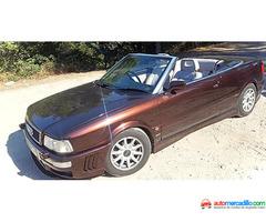 Audi 80 Coupe Cabrio 2.3 2.3 1992
