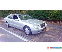 Mercedes-benz S 320 Cdi Cdi 2002