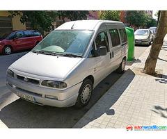 Fiat Scudo Adptada Silla Minusvalid 2003