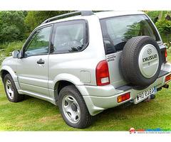 Suzuki Grand Vitara 2.0 Td 2.0 Td 2005