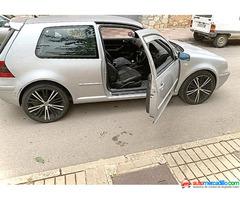 Volkswagen Golf Gtd Gtd 2003