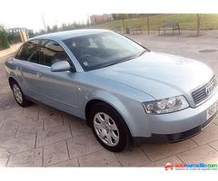 Audi A4 1.9 Tdi 130 Cv 5 Velocidade 1.9 Tdi 2003