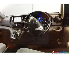Nissan E-nv 200 Evalia 2014