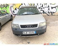 Audi Allroad Quattro 2001