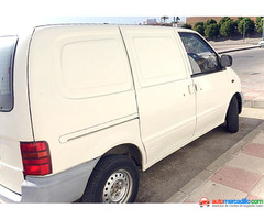 Nissan Vanette 2300 Cc Simple Cc 1998