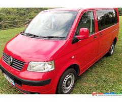 Volswagen Transporter 1.9 100 Cv Camper 1.9 2005