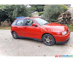 Seat Ibiza Gt Tdi Tdi 1998