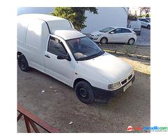 Seat Inca 1.4 Inyeccion 1.4 1997