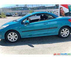 Peugeot 207 Cabrio 2007