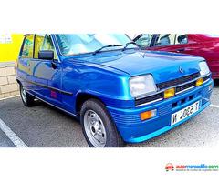 Renault 5 Gtl 5 Marchas Gtl 1984