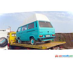 Volkswagen Transporter Wesfalia Aircooler 1981