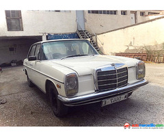 Mercedes 220 1973