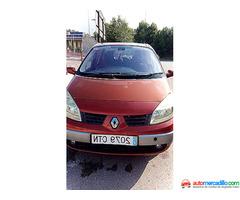 Renault Gran Scenic Privelegi 2004