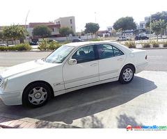 Mercedes-benz 220 Cdi Clase E Clasic Cdi 2002