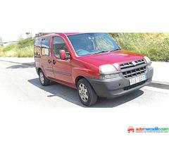 Fiat Fiat DoblÓ 1.9 Jtd 1.9 Td 2002