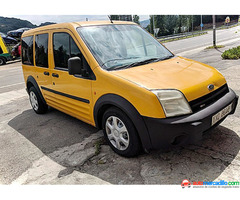 Ford Torneo 2005