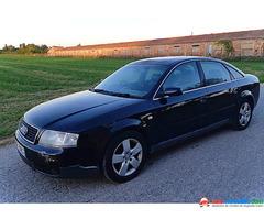 Audi A6 2.5 Tdi Triptonic Quattro 2.5 Tdi 2002