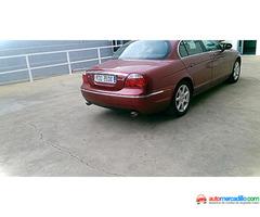 Jaguar Stype 2006