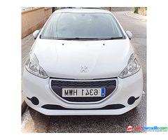 Peugeot 208 5 Puertas 2014